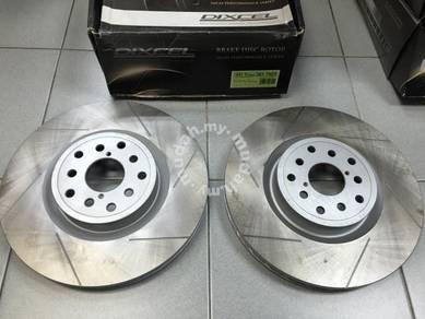 Dixcel Disc Rotor Type SD Subaru Impreza GRB STI
