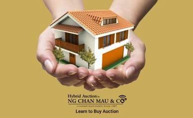Terrace House, Nyalas Baru 4, Taman Nyalas Baru, Nyalas, Jasin, Melaka