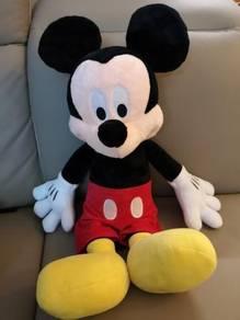 Mickey plush toy