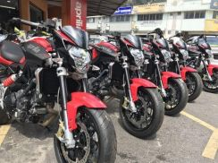 Aprilia Shiver 750 (PROMOTION) Clearance StocK