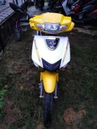 Modenas dinamik 120 6 speed