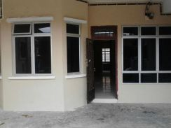 Single Storey End lot Pulai Indah