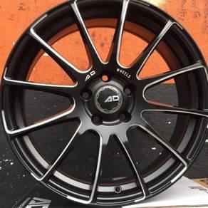 18inch RIM ORI AD AD235 BENZ VW TT AUDI TOYOTA KIA