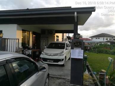[Reduced 142k!] Terrace Dwelling House in Lorong Quarry 36f, Sibu