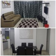 Vista Alam Seksyen 14 Fully Furnished with 2 Bedroom 2 Bath 10th Floor