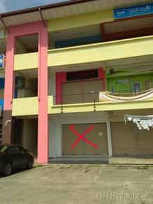 Ground Floor Shoplot – Bandar Latat Jaya, Mile 3½, Sandakan