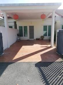Hijauan Valdor Single Storey House Gated Guarded