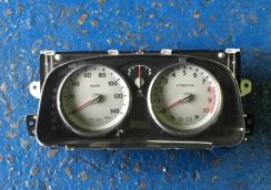 JDM Daihatsu Mira Avy RS 07 Turbo Meter