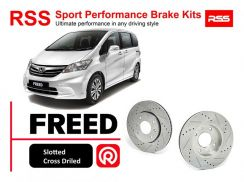 FREED 1.5 2010-Up RSS Sport Disc Brake Pad Kit
