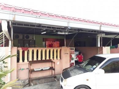 Rumah Teres Taman Raia Mesra, Kg kepayang Ipoh Perak