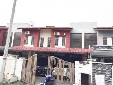 Fully RENOVATED INTERMEDIATE Double Storey Sg Merab Bangi