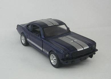1966 Shelby Gt350 Diecast Model car