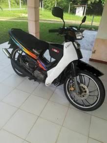 Yamaha ss y 110