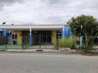 Rumah Teres Setingkat di Sungai Soi 20x60 3room 2bath