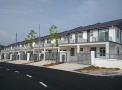 NEW Double Storey 100% Full Loan with RM1000 Booking Fees , Seremban 2