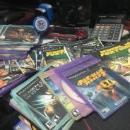 CD game PS2