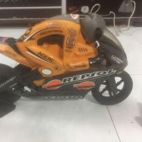 RC Sb5 thunder tiger bike 1/5