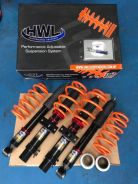 Hwl st1 fully adjustable volkswagen polo mk5