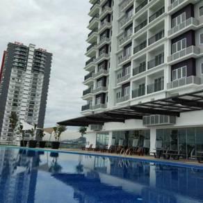 Puchong Koi Suites Free Partial Furniture New condo