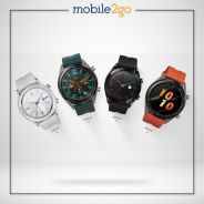 Huawei Watch GT [Brown Leather] MY Set
