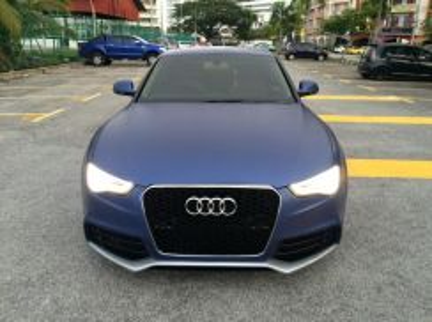 Audi A5 FACELIFT RS Style FRONT Conversion SET