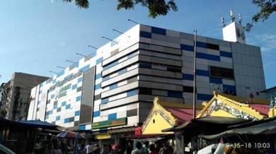 Freehold Retail Lot In Market Hall Pudu, Kuala Lumpur