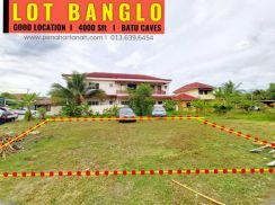 TANAH LOT Banglo ( GERAN INDIVIDU ) + (INFRA ) Batu Caves, Gombak 2020