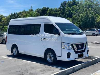 Van travel Holiday KK