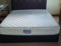 Luna mattress and Divan