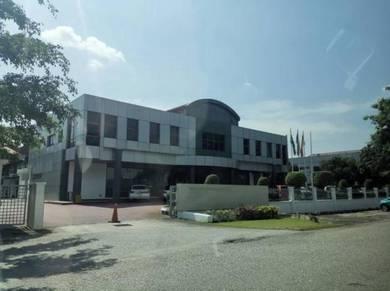 Taman Perindustrian UEP, Subang Jaya - 2 Storey Detached Factory