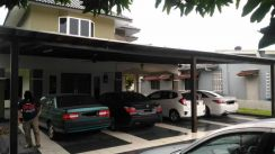 Double Storey Taman Greet Street Homes Seremban 2
