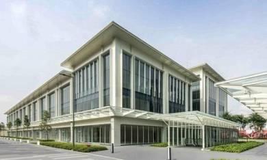 Bukit jalil city , signature shop-office 3 storey retail shop-office