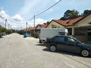 Permatang Badak di tepi Jalan Bypass TERES SETINGKAT (4 Bilik/20x91)