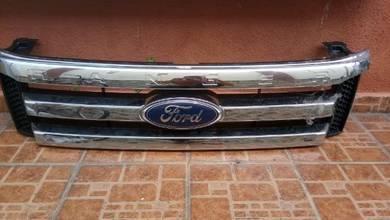 Original Ford Ranger Front Bumper T6