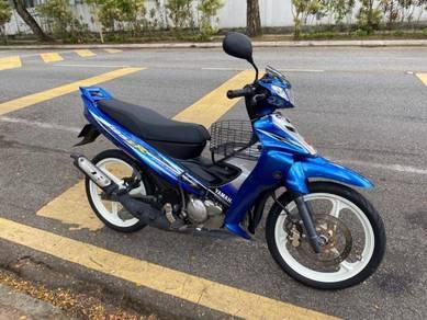 Yamaha 125ZR Hari Raya PROMO