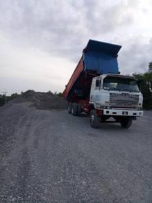 Lorry Sawit RF8