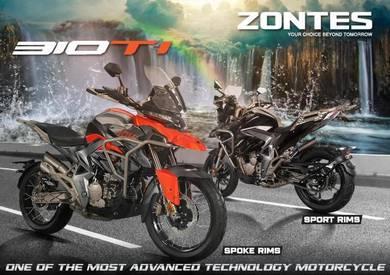 Must View !!! Zontes ZT310T1 - Fui Yoh zt310