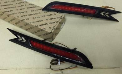 Honda CRV CRV 10-11 Rear Bumper Reflectors Light