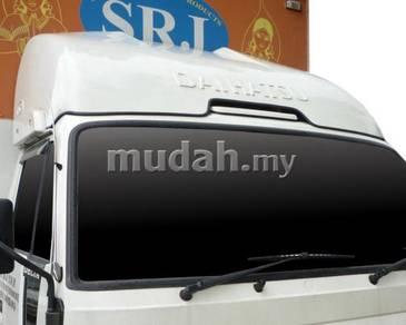 Lorry Roof Air Breaker Fiber