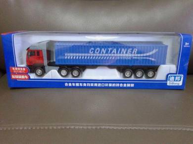 Container Truck Model