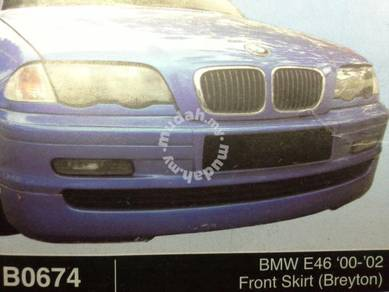 Bmw e46 00 to 02 breyton fibre bodykit x paint