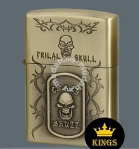 Zippo lighter TRILAL SKULL