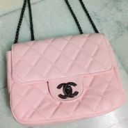 Quilted Fashion Bag