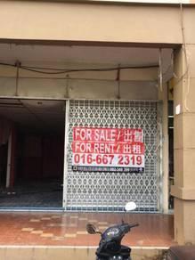 Ground Floor Intermediate Shop at MJC, Batu Kawah