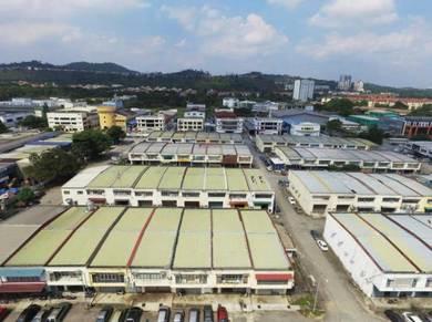 Taman industri pusat bandar puchong (freehold)