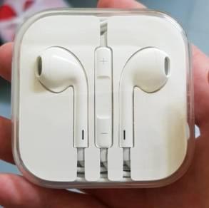 Apple authentic earphone