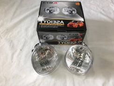 Perodua myvi 2 fog lamp