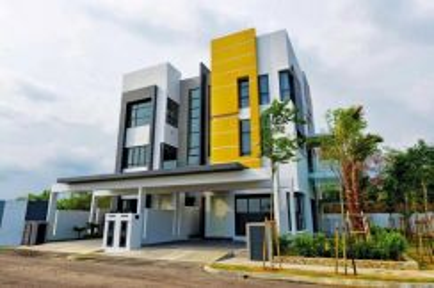 3 Storey 8 Residence Ujong Pasir