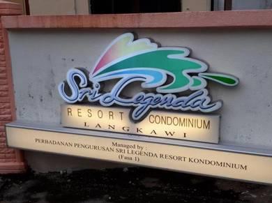 Sri legenda resort & condo di langkawi kedah