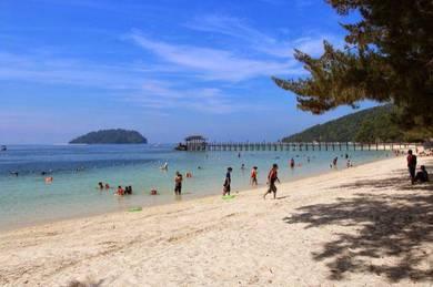 Day Trip To Manukan & Mamutik Island Package